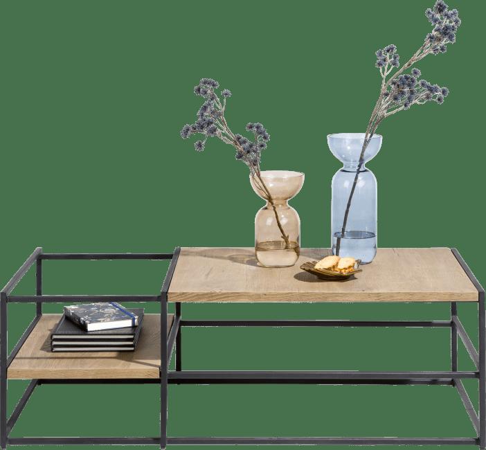City - salontafel 60 x 120 cm.