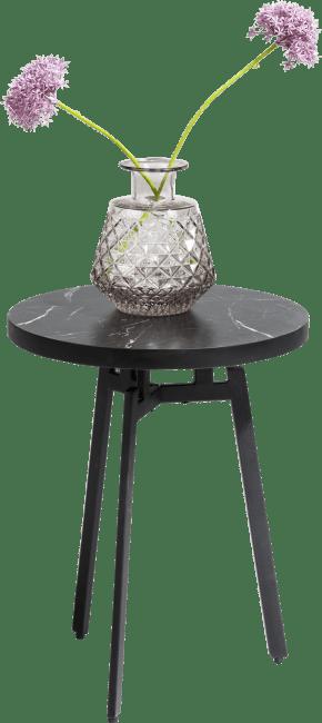 Halmstad - bijzettafel diameter 40 cm