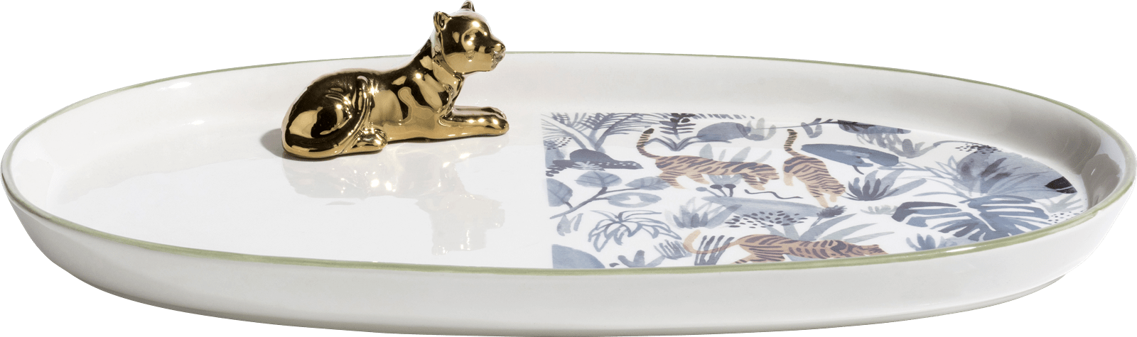Coco Maison - bowl tiger lilly - height 7 cm