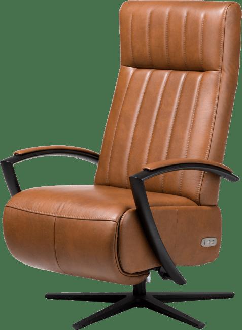 Aruba - relaxfauteuil 3-motorig elektrisch met electrische hoofdsteun inclusief
