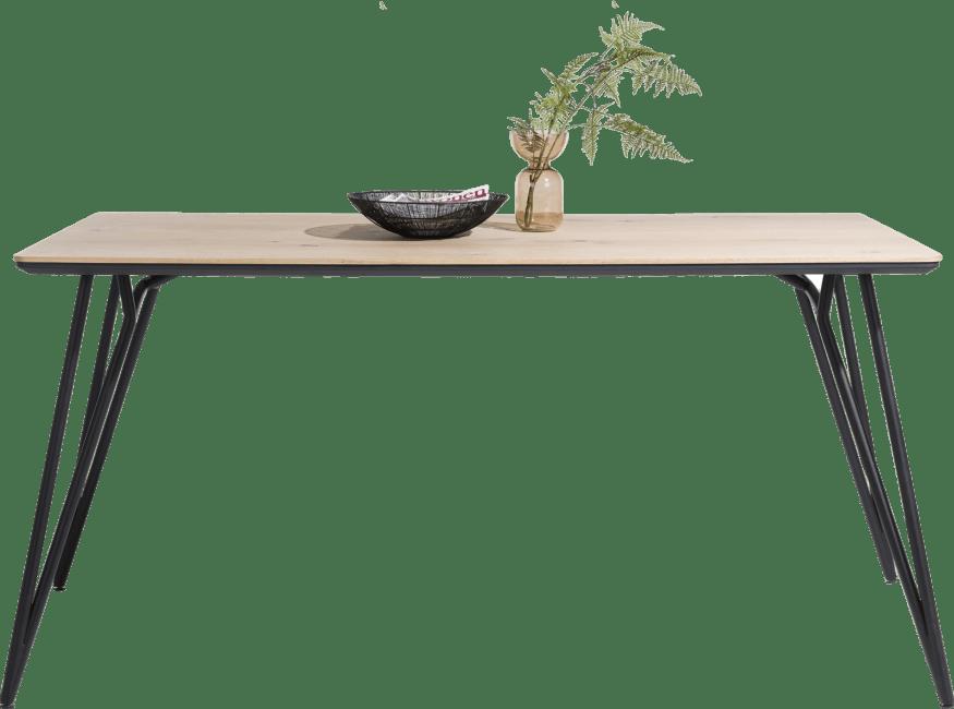 Vik - bartafel 210 x 100 cm. (hoogte: 92 cm.)