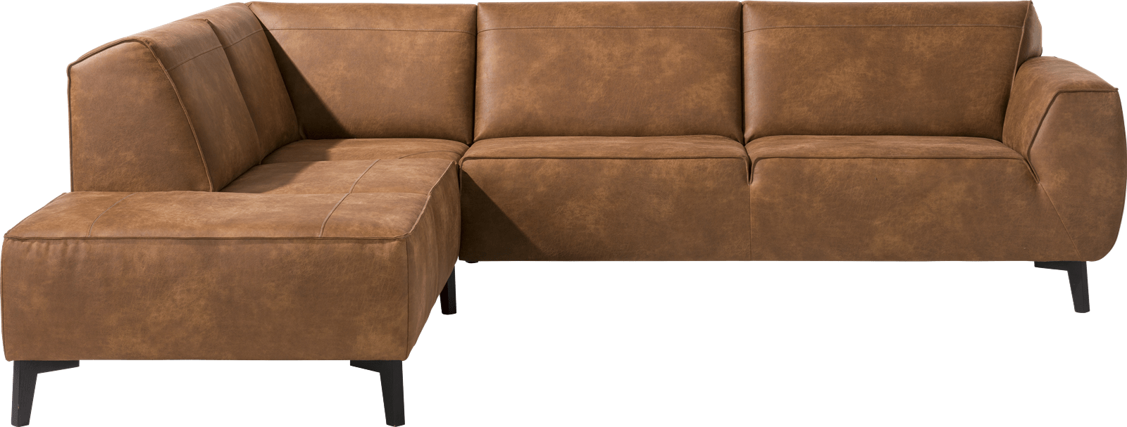 Lardos - Ottomane small left - corner part - 3 seater arm right