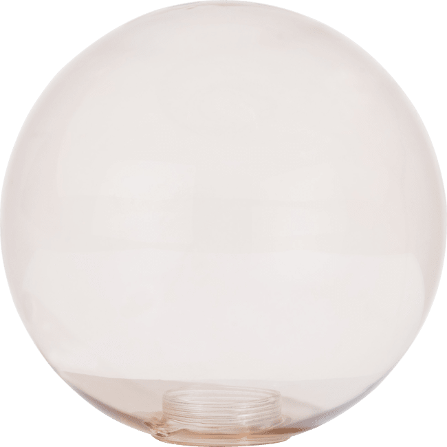 Coco Maison - lia - vervanging glas - 20 cm bruin