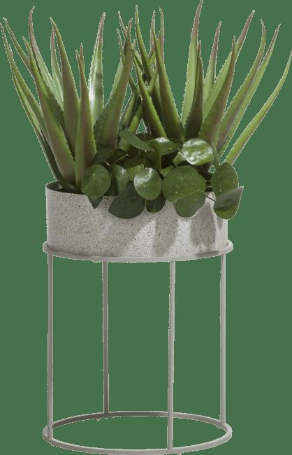 Coco Maison - bijzettafel fraya - 35 x 55 cm