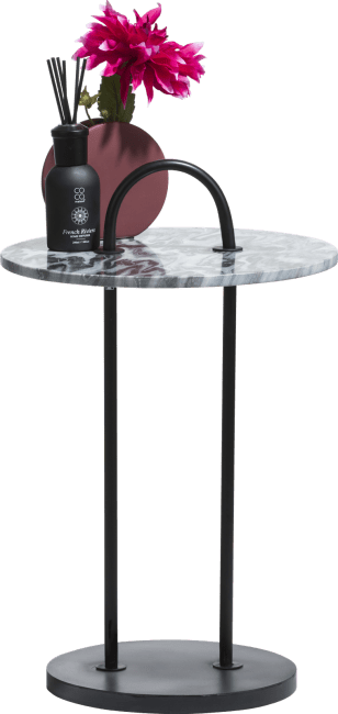 Coco Maison - bijzettafel livius - zwart