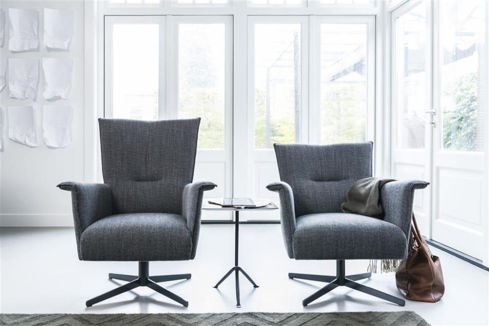 Le fauteuil pivotant : plusieurs styles et fonctions pour la maison