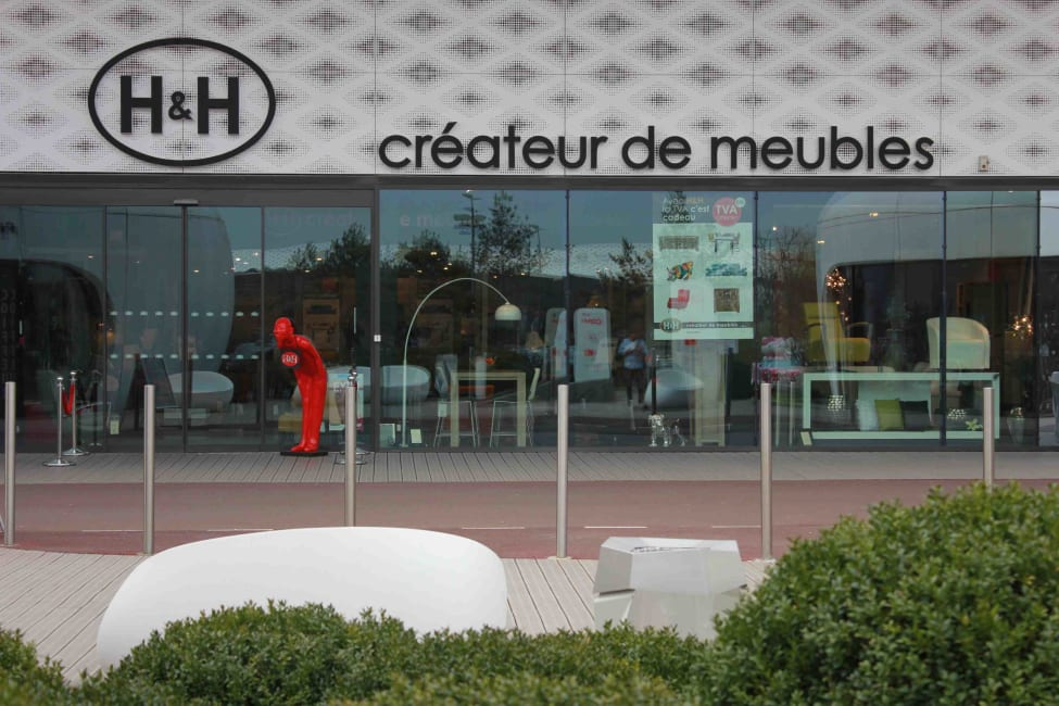 Magasin De Meubles Angers Atoll H H