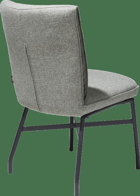 Henders & Hazel - Eden - Modern - eetkamerstoel - metalen frame