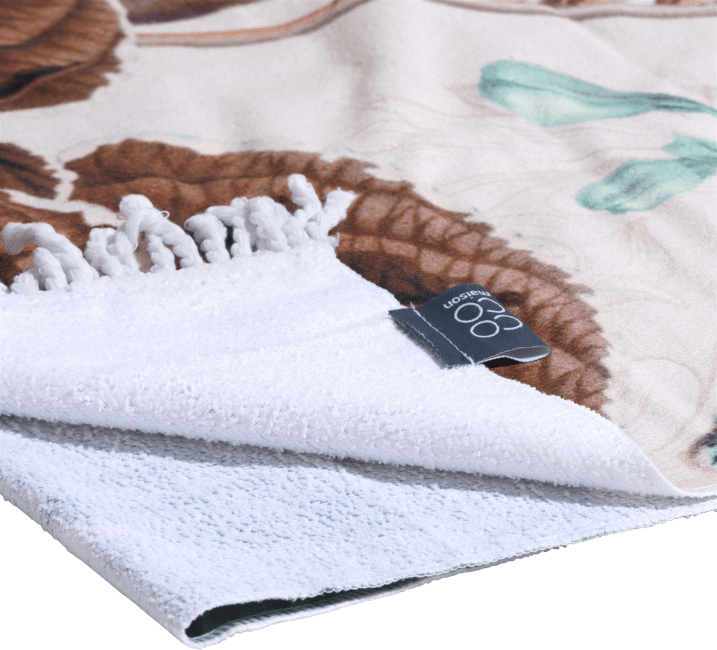 XOOON - Coco Maison - summer jungle fouta towel 70x140cm