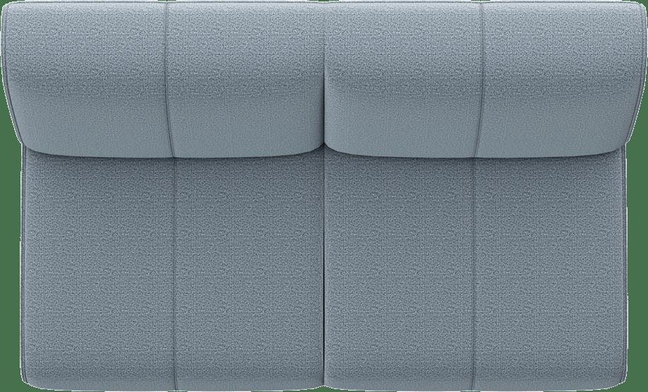 XOOON - Manarola - Design minimaliste - Canapes - 2-places sans accoudoirs
