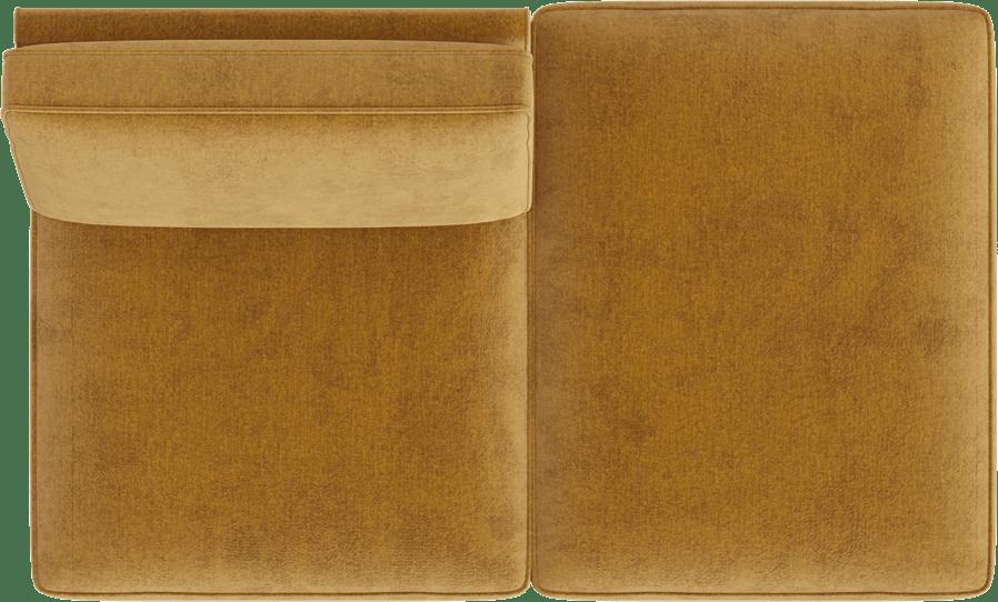 XOOON - Modena - Scandinavisch design - Banken - ottomane small - rechts