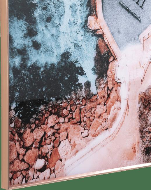 Happy@Home - Coco Maison - rockpool print 90x140cm