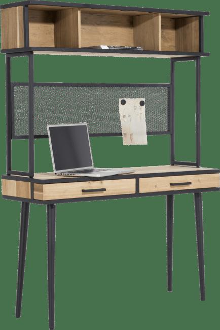 XOOON - Kinna - Skandinavisches Design - wandtisch und aufsatz