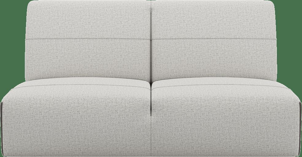XOOON - Prizzi - Design minimaliste - Toutes les canapés - 2-places sans accoudoirs