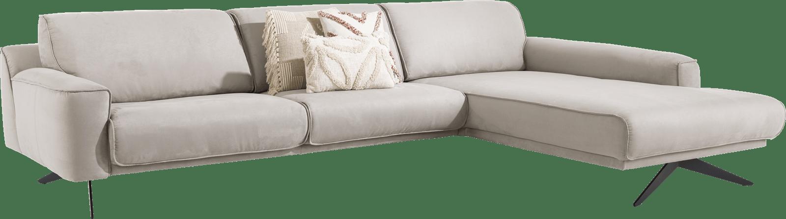 XOOON - Zilvano - Toutes les canapés - meridienne xxl - droit