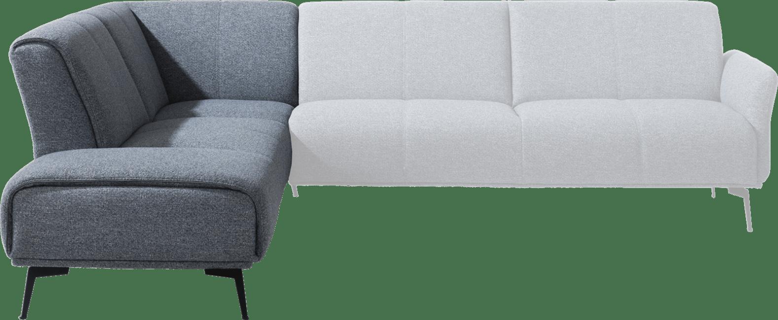 XOOON - Manarola - Design minimaliste - Toutes les canapés - ottomane gauche