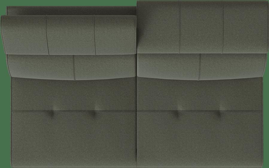 XOOON - Talisman - Scandinavisch design - Banken - 2.5-zits zonder armen