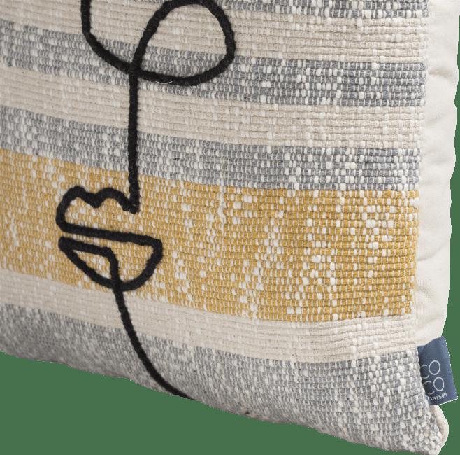 XOOON - Coco Maison - cleo cushion 45x45cm