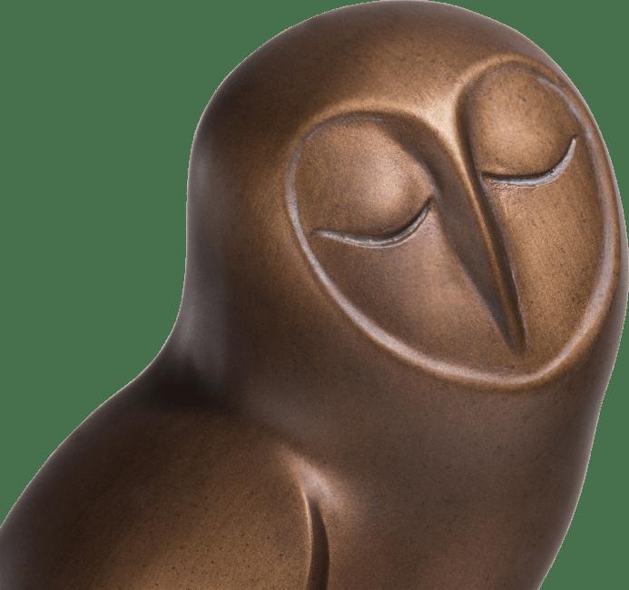 Happy@Home - Coco Maison - owl beeld h42cm