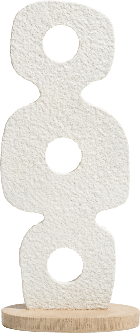 XOOON - Coco Maison - totem figurine h41cm