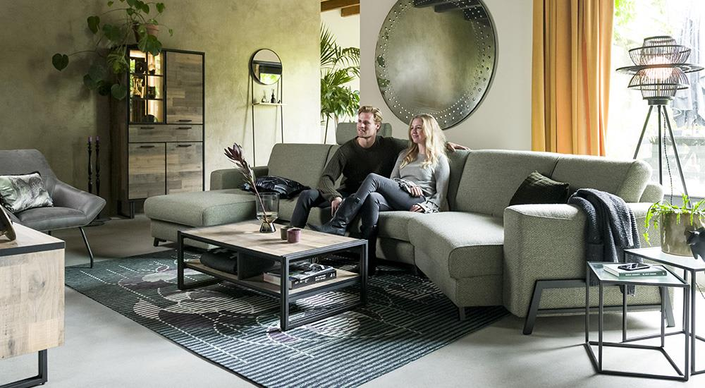 Henders & Hazel - Bergen - Sofas - Eckcouch Bergen