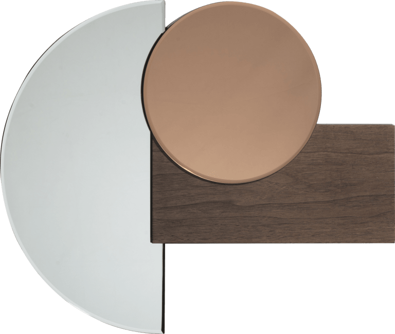 Happy@Home - Coco Maison - nick spiegel 60x50cm