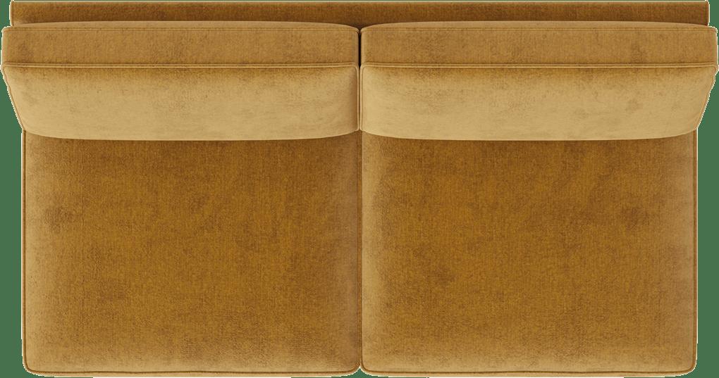 XOOON - Modena - design Scandinave - Canapes - 2.5-places sans accoudoirs