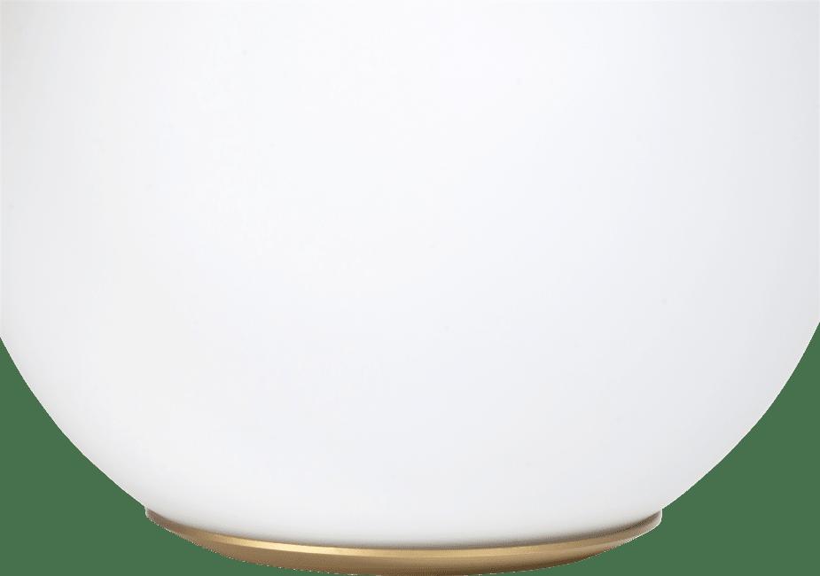 Happy@Home - Coco Maison - bali glazen bol d15cm