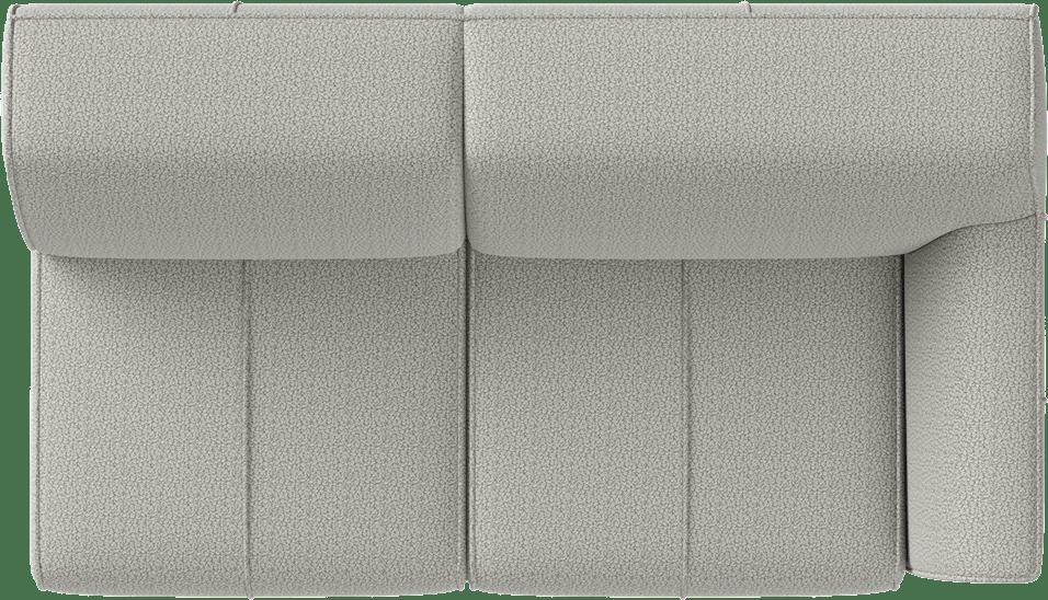 XOOON - Malaga - Sofas - 2.5-sitzer armlehne rechts