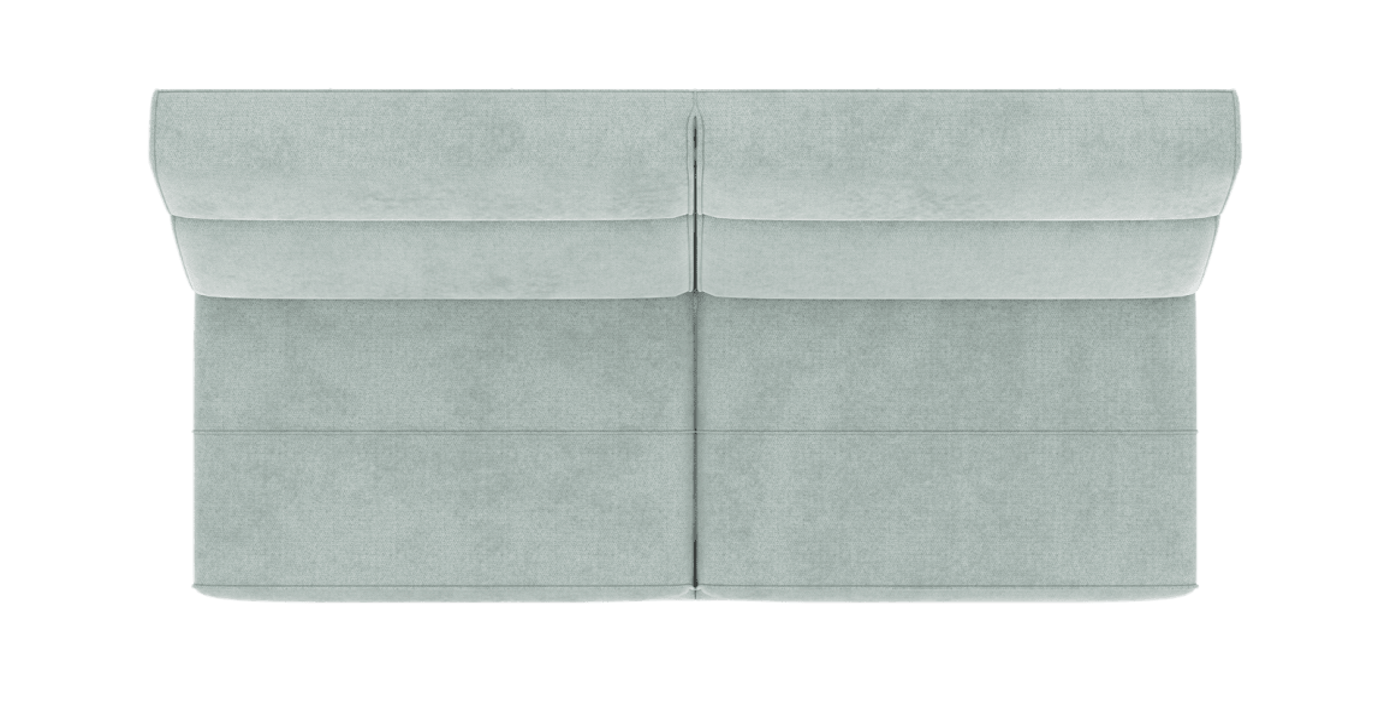 XOOON - Fiskardo - Scandinavisch design - Salons - 2.5-zits zonder armen