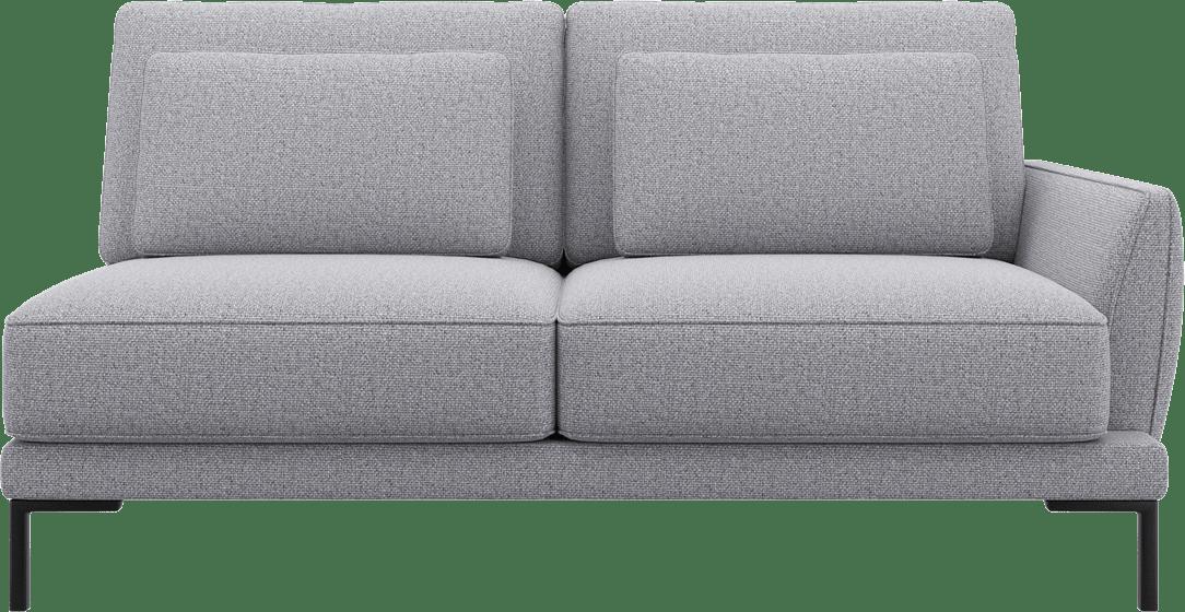 XOOON - Toledos - Minimalistisch design - Banken - 2.5-zits arm rechts