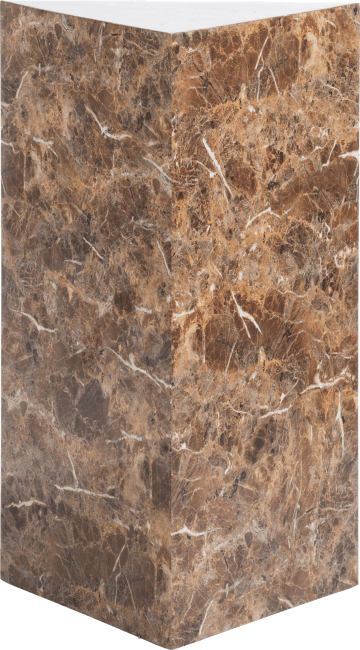 XOOON - Coco Maison - marble look pillar h65cm