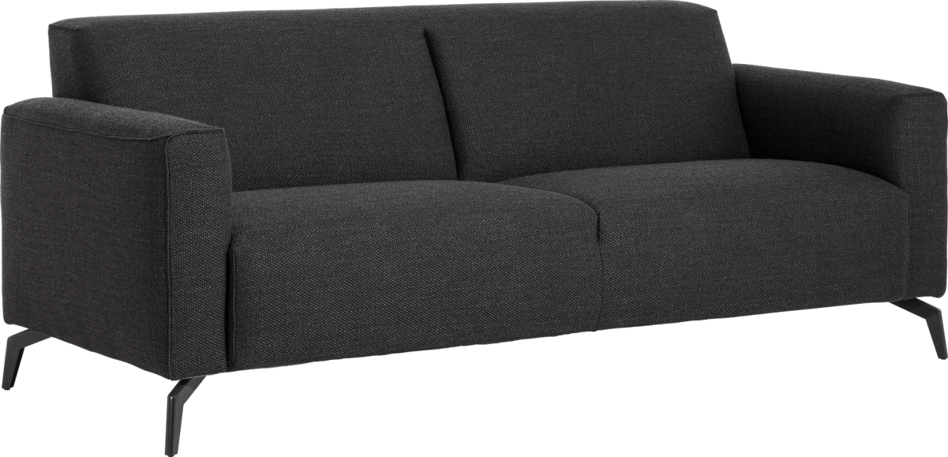 XOOON - Prizzi - Design minimaliste - Canapes - 3-places