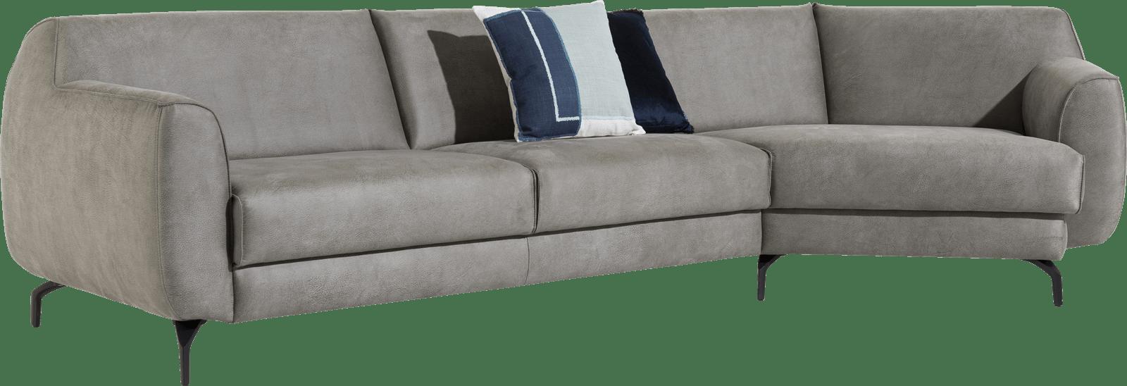 XOOON - Malaga - Canapes - lounge-end droite