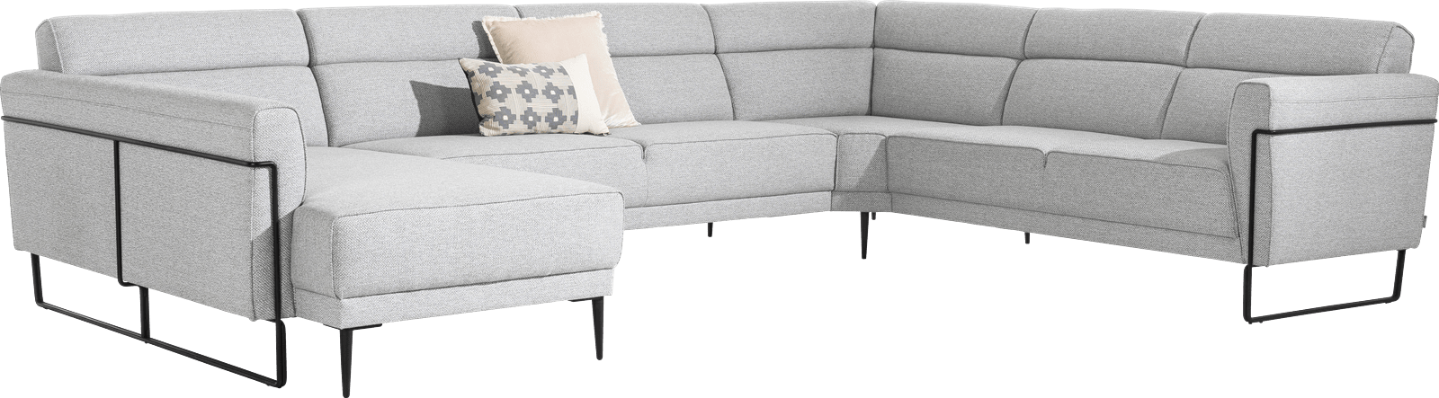 XOOON - Fiskardo - Skandinavisches Design - Sofas - eckteil