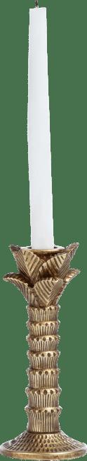 Happy@Home - Coco Maison - palm tree kandelaar h21cm