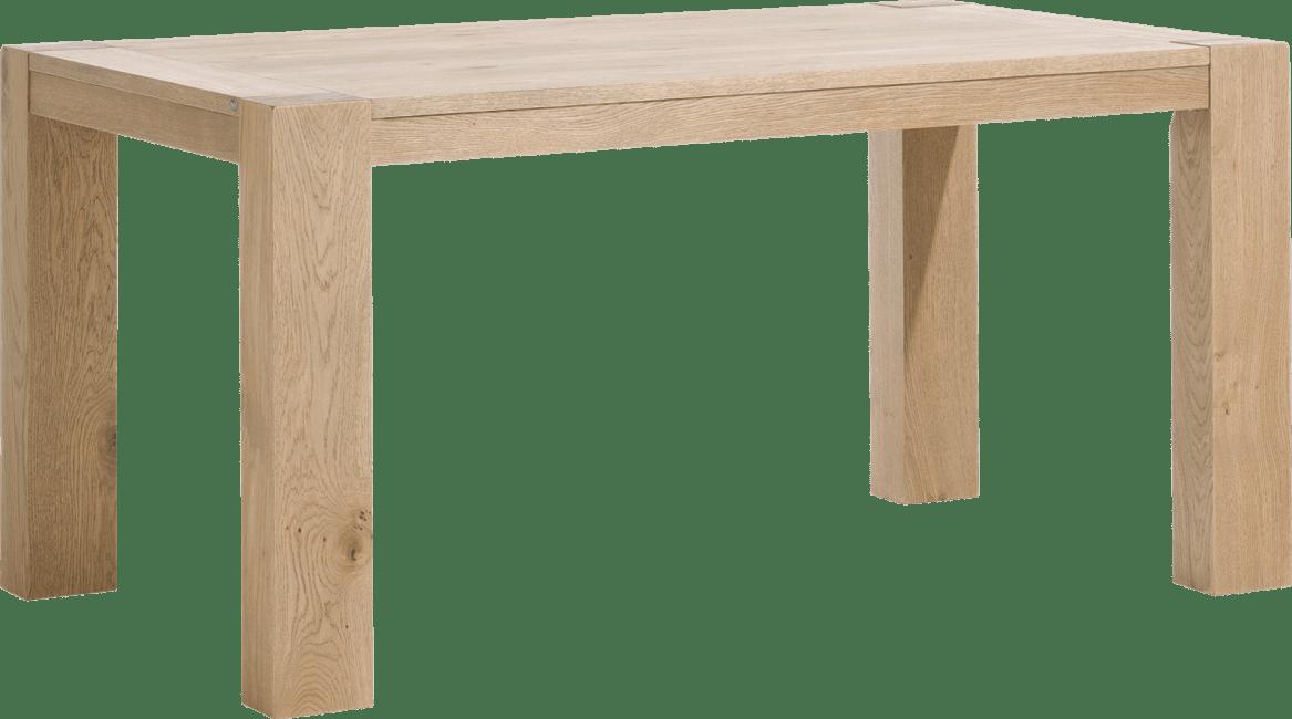 Henders & Hazel - Santorini - Natuurlijk - eetkamertafel 160 x 90 cm