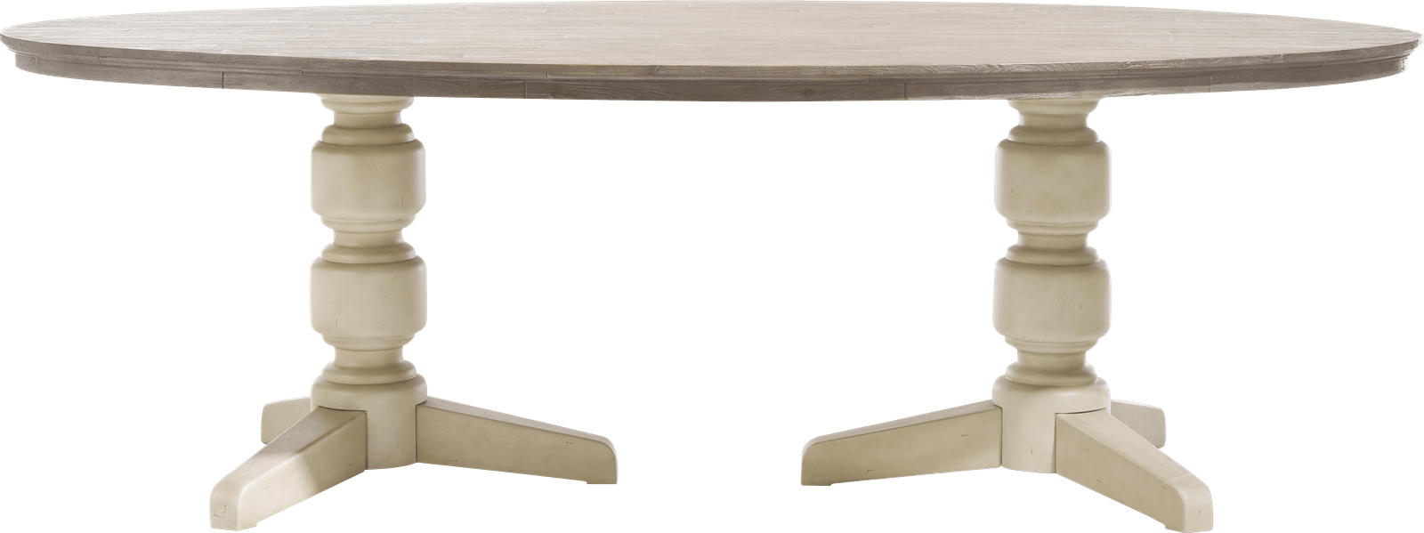 Le Port table ovale 5 x 5 cm