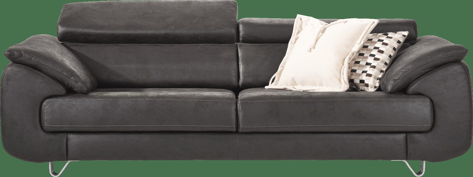 H&H - Havanna - Moderne - 3-place assise fixe