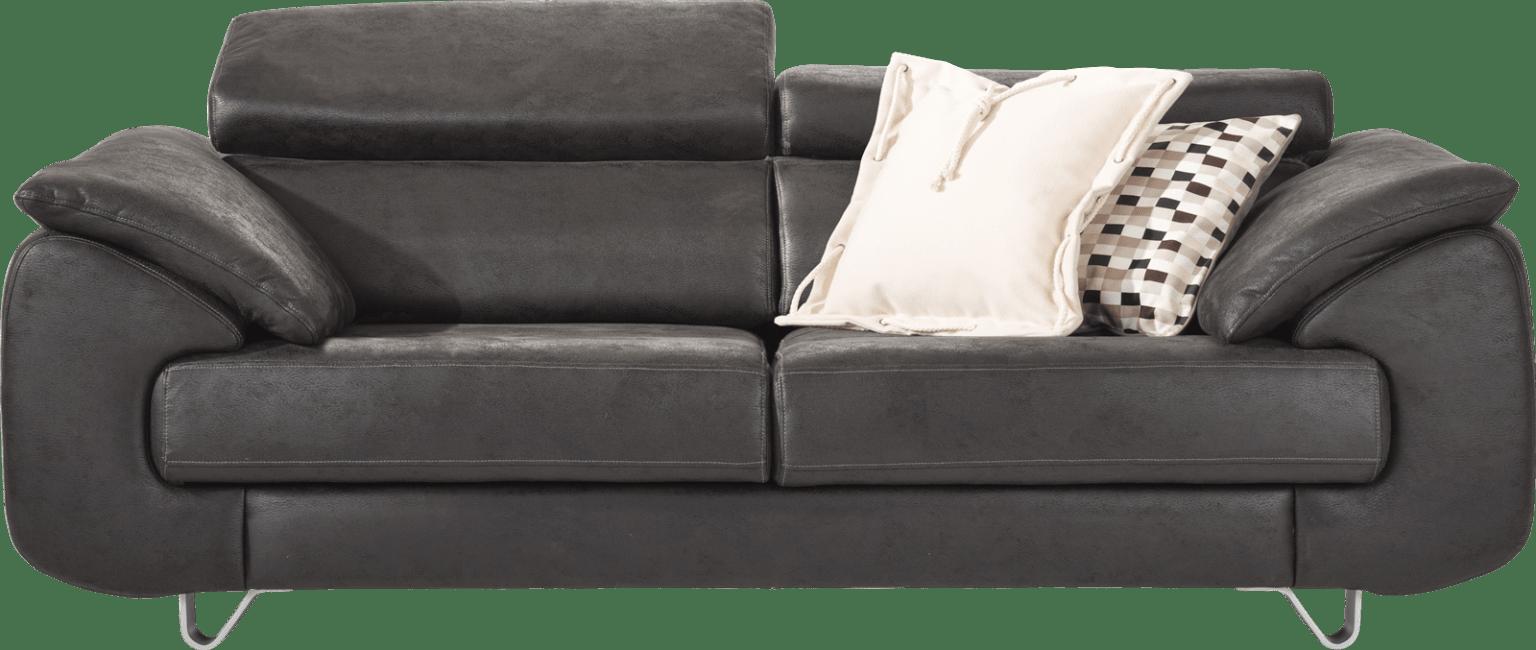 H&H - Havanna - Moderne - Canapés - 2.5-places assise coulissante