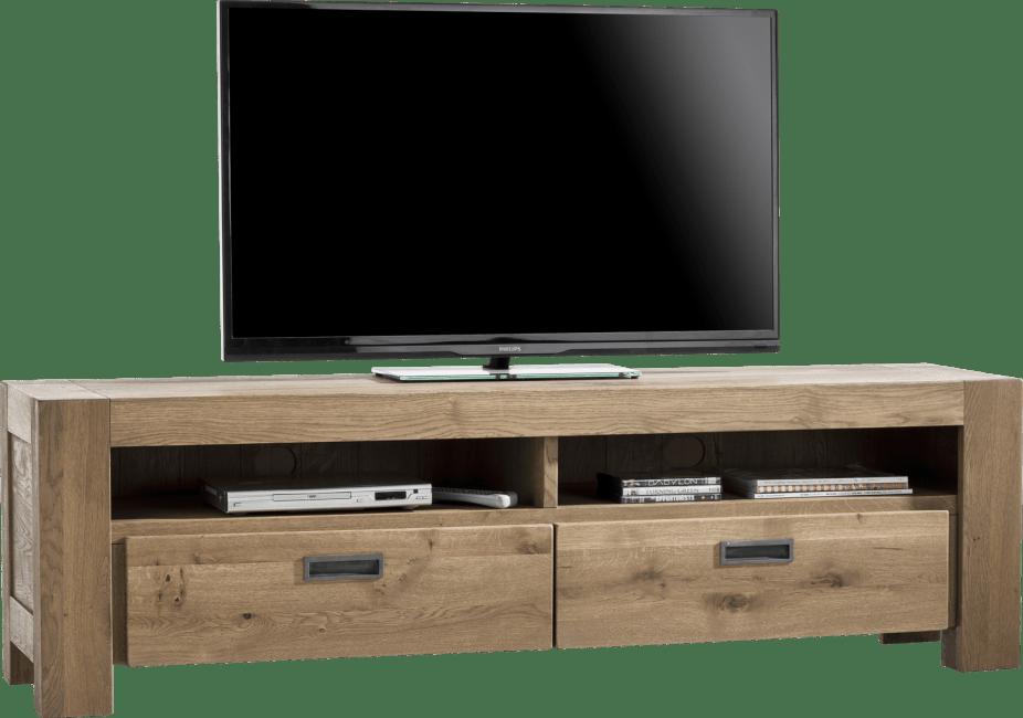 Henders and Hazel - Santorini - Natuerlich - tv-sideboard 180 cm - 2-laden + 2-nischen