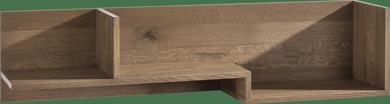 Henders and Hazel - Santorini - Natuerlich - wandregal 120 cm