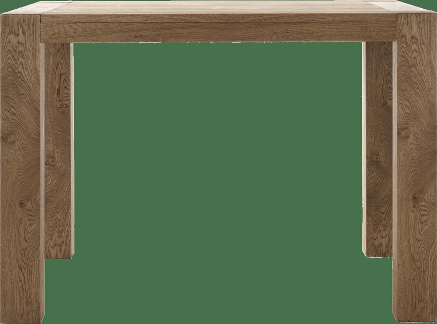 H&H - Santorini - Pur - table bar 130 x 90 cm - haut 92 cm