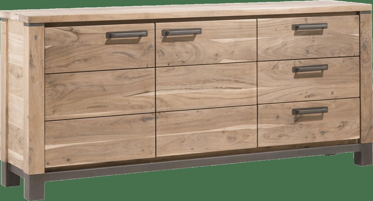 Henders & Hazel - Falster - sideboard 190 cm - 2-tueren + 3-laden