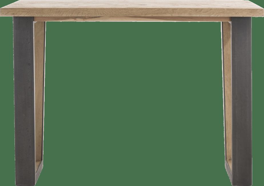 Henders & Hazel - Metalox - Industrie - tresentisch 130 x 90 cm (hoehe 92 cm)
