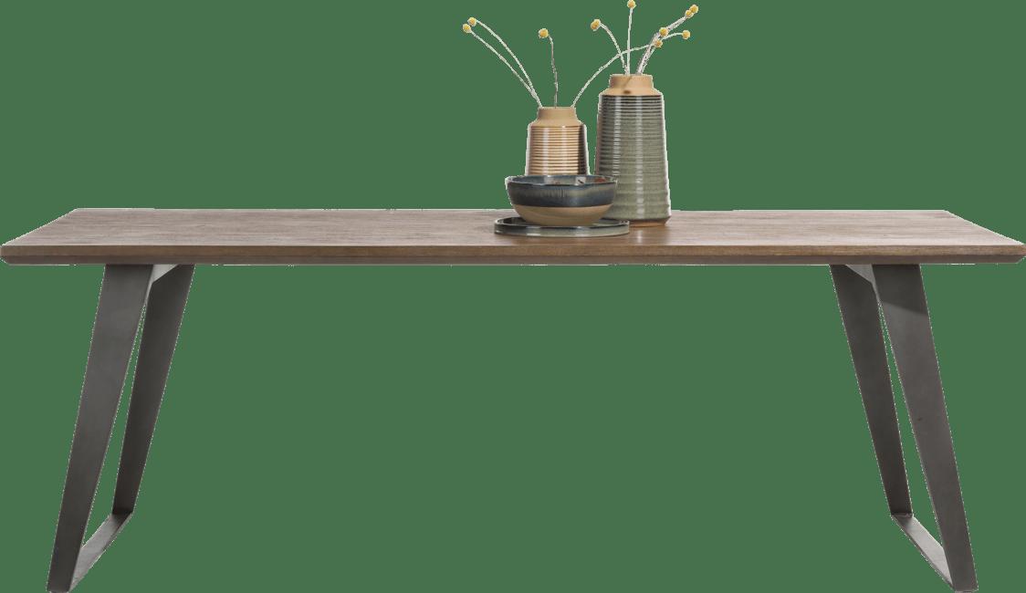 Henders & Hazel - Box - Modern - tisch 240 x 100 cm - fuss viereckig