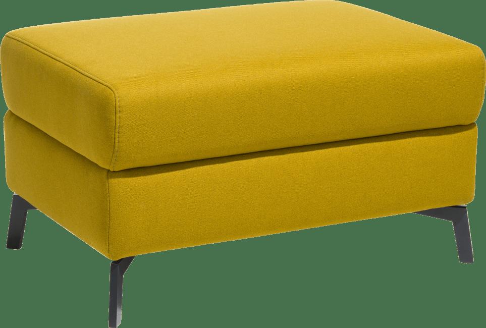 H&H - Napels - Moderne - Canapés - pouf - 80 x 60 cm