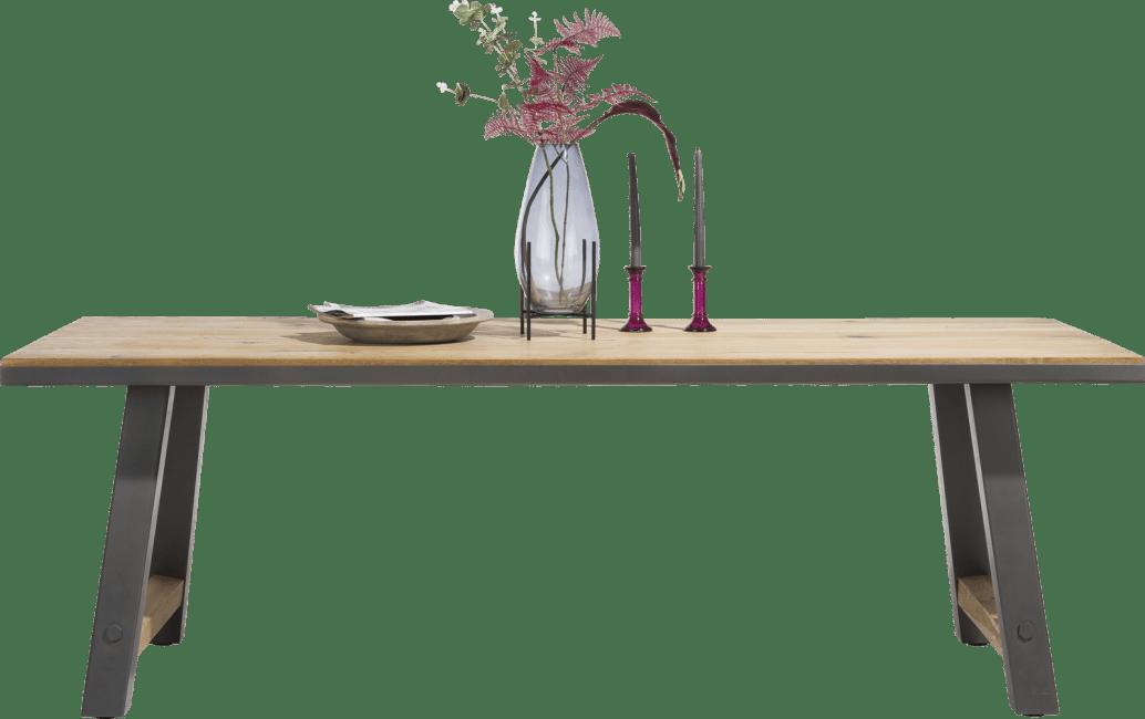 Henders and Hazel - Farmland - Landelijk - eetkamertafel 210 x 100 cm