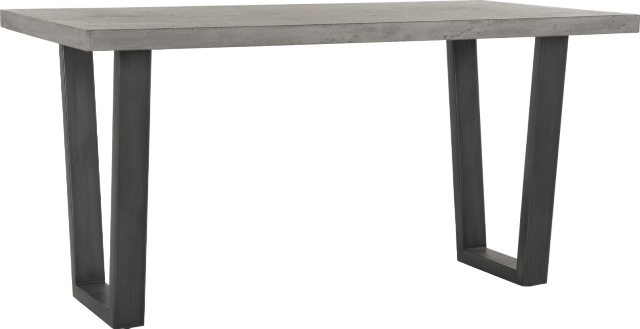 Henders and Hazel - Farmero - bartafel 140 x 100 cm (hoogte: 92 cm)