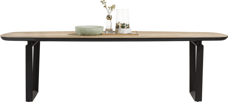 Henders and Hazel - Prato - Industrieel - eetkamertafel 240 x 100 cm